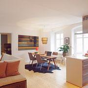 Essbreich, dining room