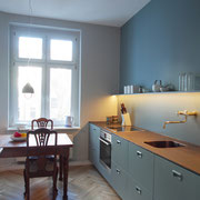 Küche, kitchen