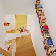 Treppenbereich, steps