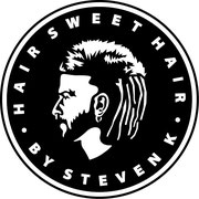 """Hair Sweet Hair"" Logo"