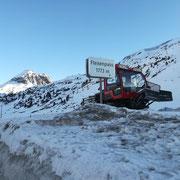 Snow Rabbit 3, Winterwanderweg Flexenpass