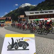 Straßensperren im Gemeindegebiet aufgrund Tour de Suisse 2016