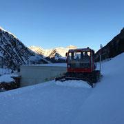 Snow Rabbit 3, Winterwanderweg Lech-Zürs