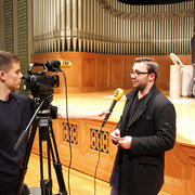 FDP-Bundesratsroadshow 12.11.2018     Interview mit Tele Top