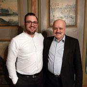 Mit Kantonsratspräsident Dieter Kläy im Barockhüsli Winterthur (13.02.2020)