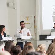 Discuss-it-Podium zu den Nationalratswahlen, BFS Winterthur (24.09.2019)