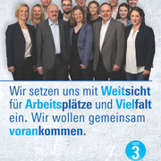 Die FDP Winterthur mit einer starken Liste in den Kantonsrat