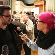 FDP-Bundesratsroadshow 12.11.2018  |  Interview mit Radio 24