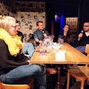 """Podium der Jungparteien Winterthurs """"Arbeit in der Zukunft"""" (25.01.2019)"""