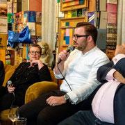 Diskussion im Café des Arts zur eingereichten Petition «Kulturstadtplan für Winterthur» (28.10.2019)