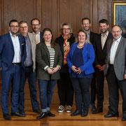Die FDP-Fraktion im Grossen Gemeinderat der Stadt Winterthur (Foto: Ulrich Wydler, www.wydlerfoto.ch)