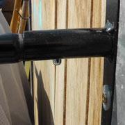 Horze Deckenhalter für die Stalltür