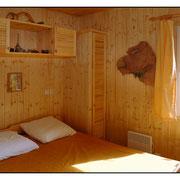 chambre du chalet maroc