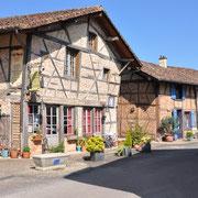 Das Künstlerhaus in Romenay