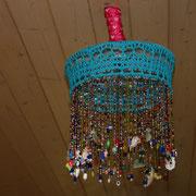 Die Deckenlampe, made by Bea