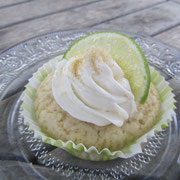 Caipirinha Cupcake - wow - voll vegan & mega lecker!