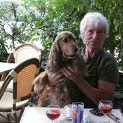 Wali mit seiner geliebten Talina - er hat die meisten tollen Fotos geschossen - Danke, Wali!