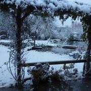Am 21.11. gibt es zünftig Schnee