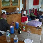 Willi & Marlen waren mit dem Wömi unterwegs - Verena und Turi zu Besuch