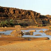 Mauretania where the Crocs live