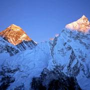 Everest and Nuptse