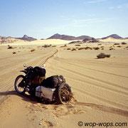 1985 Algeria near Djanet
