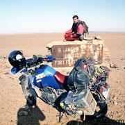 1992 Algeria Djanet to Tamanrasset