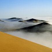 Namibia Costal Dunes