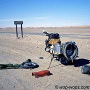 1985 Algeria Hoggar Route