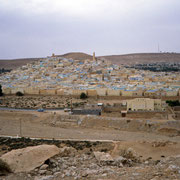Ghardaia the blue town