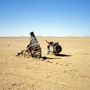 Waypoint in the Desert