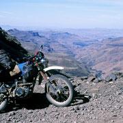 Lesotho Sani Pass