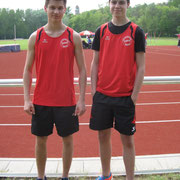 Konrad und Roman