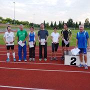 Die 10 000m-Läufer