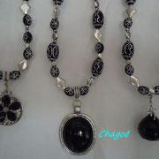 Chagoë:long collier 2011