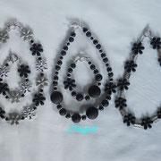 Chagoë: ras de cou et bracelet 2011