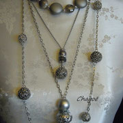 Chagoë:long collier 2011