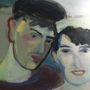 Markus und Yvonne-Aussschnitt