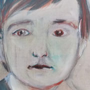 Portrait Kleiner Junge Andreas K.
