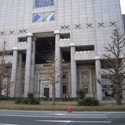 中央区役所 川崎銀行 さや堂 鞘堂 千葉市 外観1