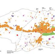 Analyse - Etat urbain actuel