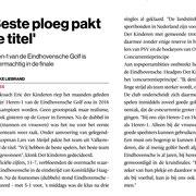 Eindhovens Dagblad (30-05-2016)