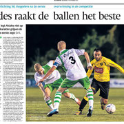 De Stentor Zwolle (21-09-2015)