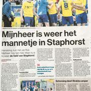 De Stentor Zwolle (30-05-2016)