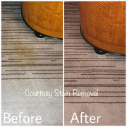 Stain Removal @ 5 Star Hotel