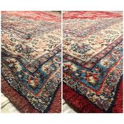 Persian Rug Restoration