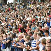 34.000 Zuschauer am Sonntag bei den Deutschen Meisterschaften in Berlin