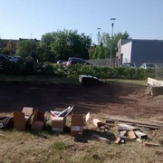 (1) Erster Tag der Baustelle
