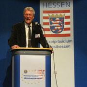 Landesvorsitzender WEISSER RING e.V. – Horst Cerny