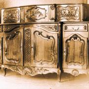 Photo sur plaque de verre du début du XXème siècle